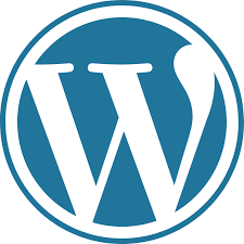 File:WordPress blue logo.svg - Wikimedia Commons
